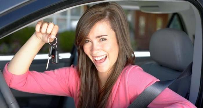 Выбрать машину для девушки