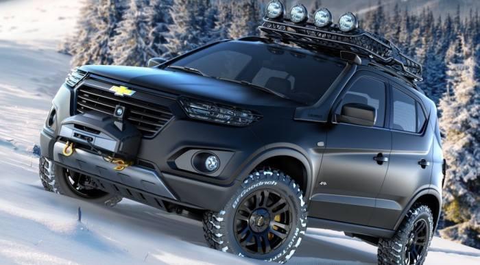 Новая Chevrolet Niva получит второй шанс