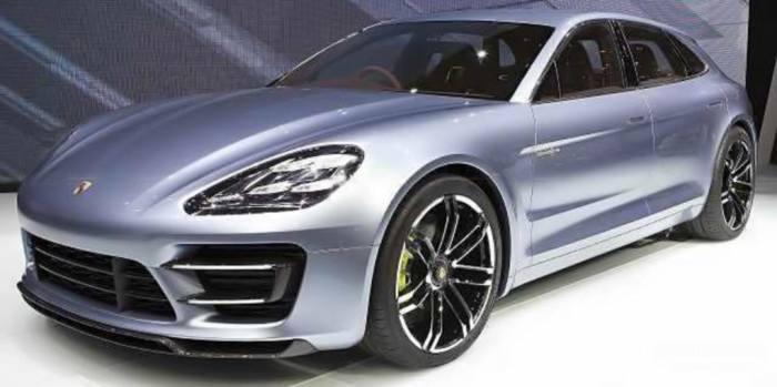 Porsche покажет новый Panamera в октябре 2016год